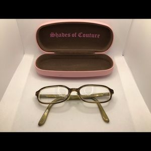 Juicy Couture London 09D5 Eyeglass Frames